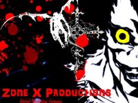 Death Note Anime Web Design